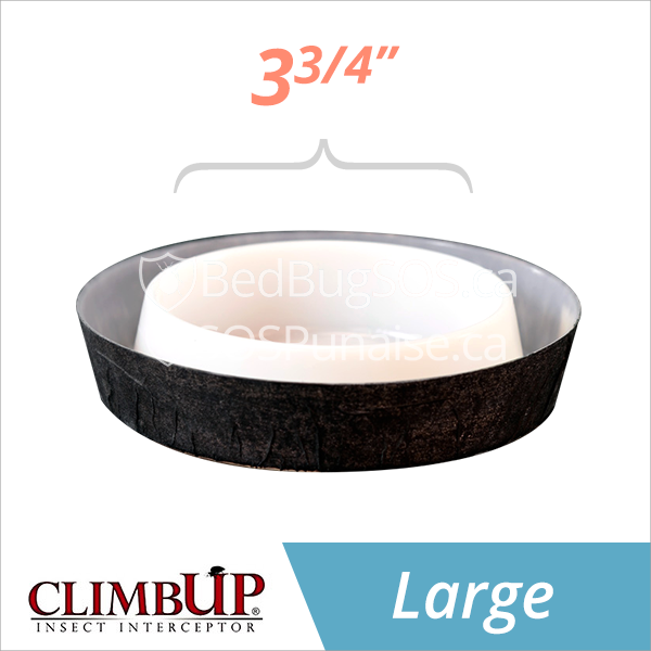 ClimbUp Black Grip - 4pack