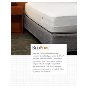 BedPure® Bed Bug Box Spring Encasement