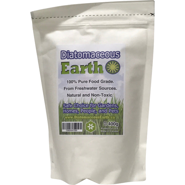 Pure Diatomaceous Earth - Bed Bug SOS