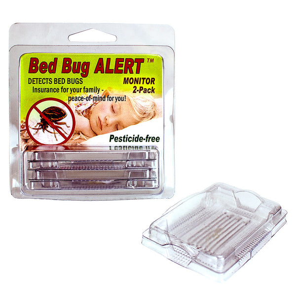 Bed bug Alert Pheromone Monitor and Trap
