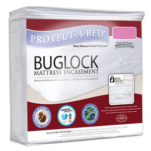 Bed BugLock Mattress Encasement - Bed Bug SOS