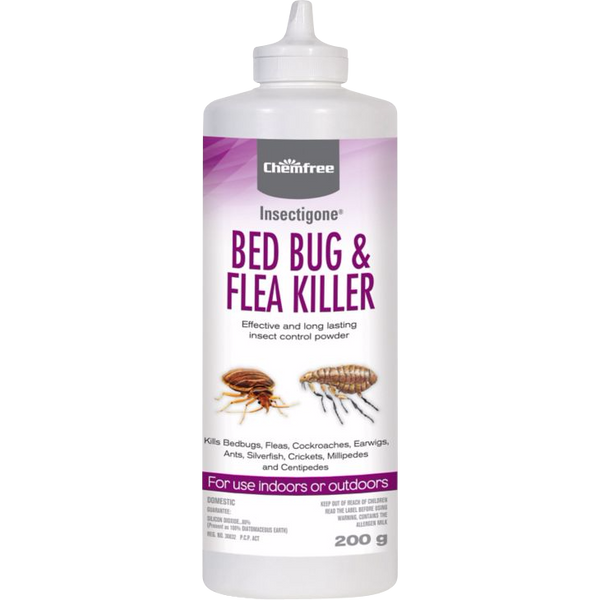 Chemfree Insectigone Bedbug Killer - Bed Bug SOS