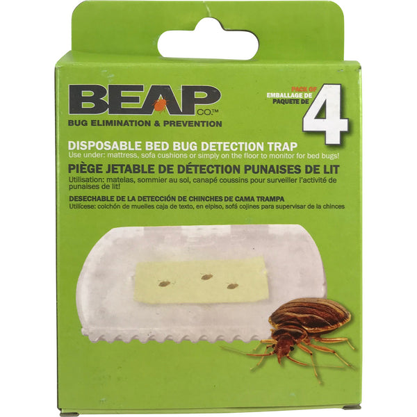 Disposable Bed Bug Detection Trap