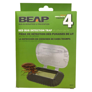 Bed Bug Detection Trap and Glue Trays Bundle - Bed Bug SOS