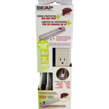 Bed Bug Detecting Surge Protector with LURE
