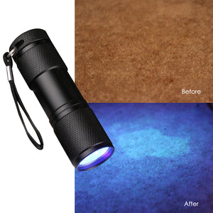 Bed Bug UV Detection Light - Bed Bug SOS