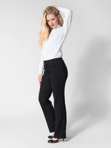 Kathryn - 5 Pocket Jean (Black)