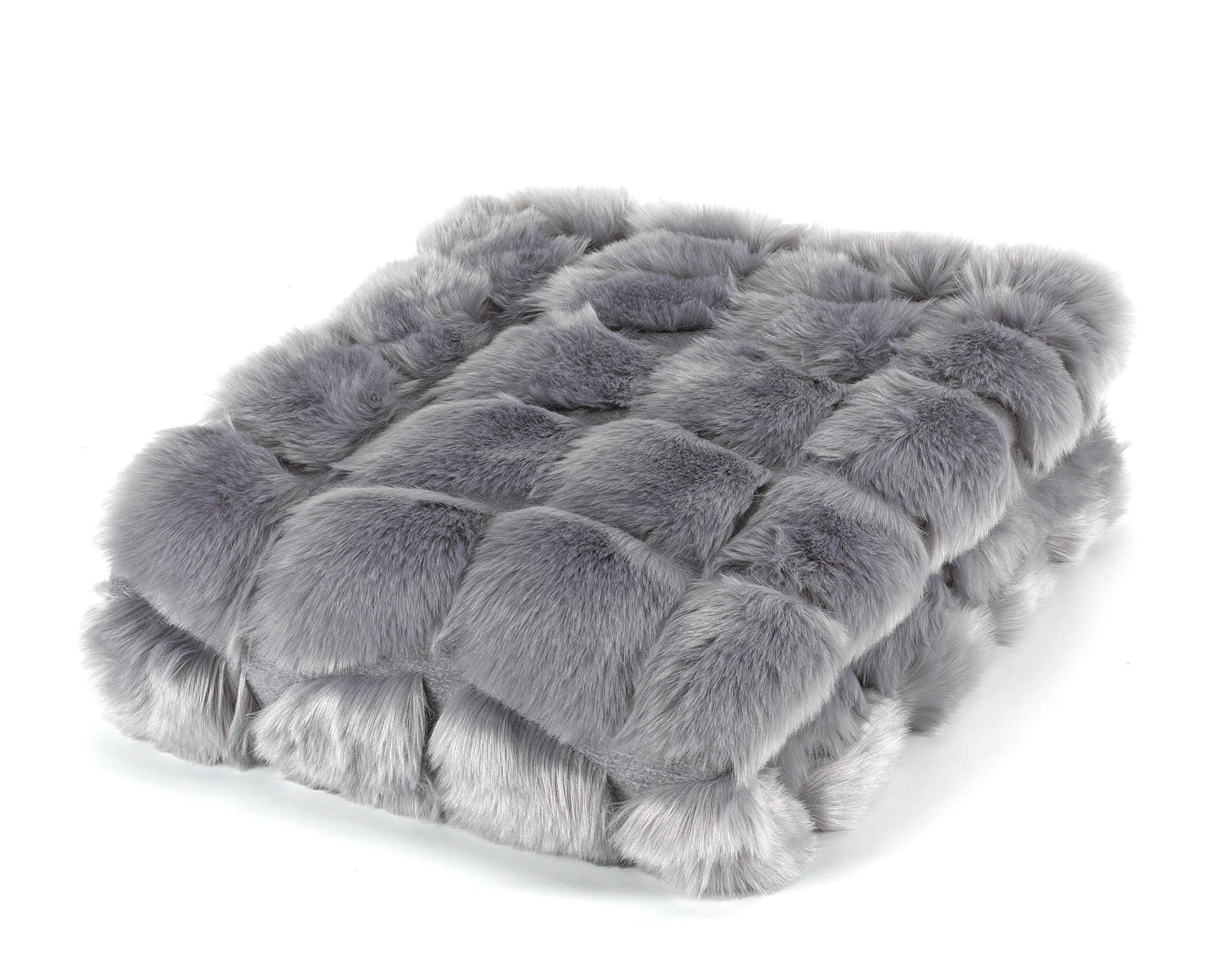Mora Kibo Interior Luxury Soft Fox Faux Fur Throw Blanket