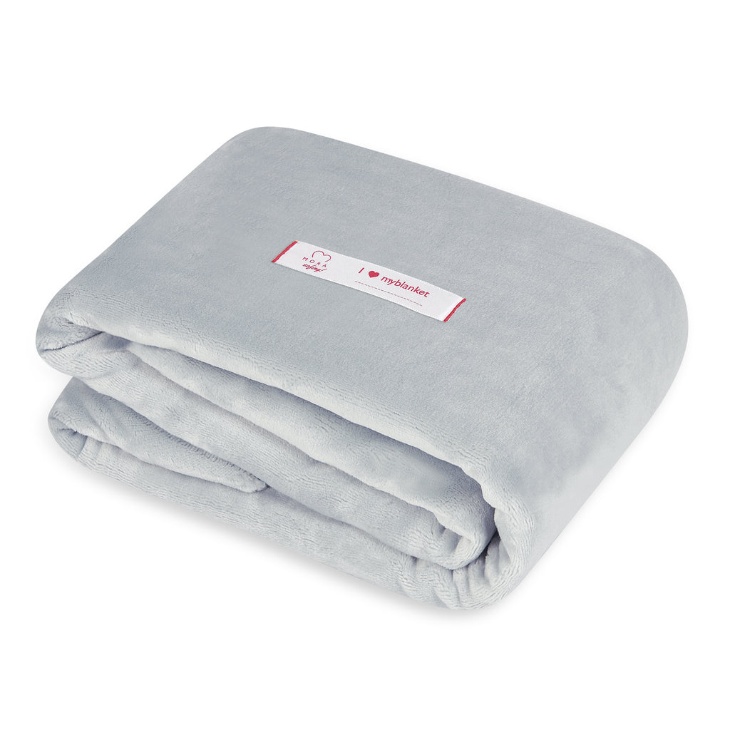 Mora Sofing (Grey Blanket) Throw, Chunky Knit, Cotton, Blankets, Cosy