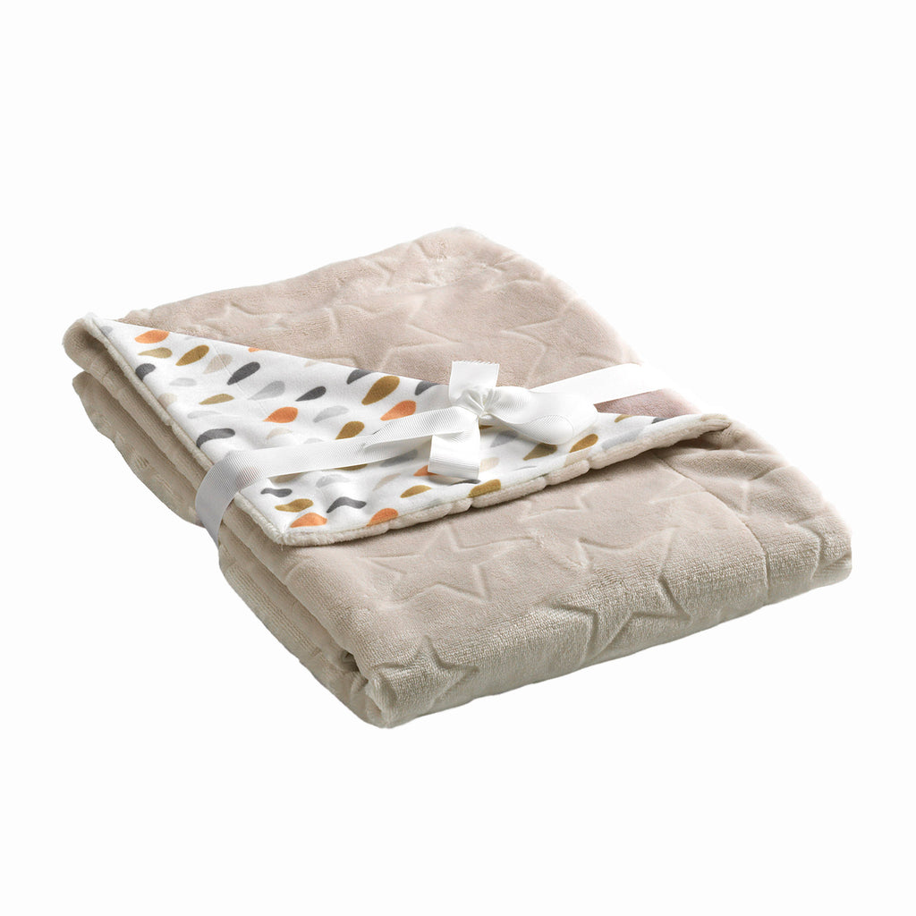 Baby Galaxy Blanket, Swaddle, Swaddle Blankets, Baby Swaddle, Beige Blanket