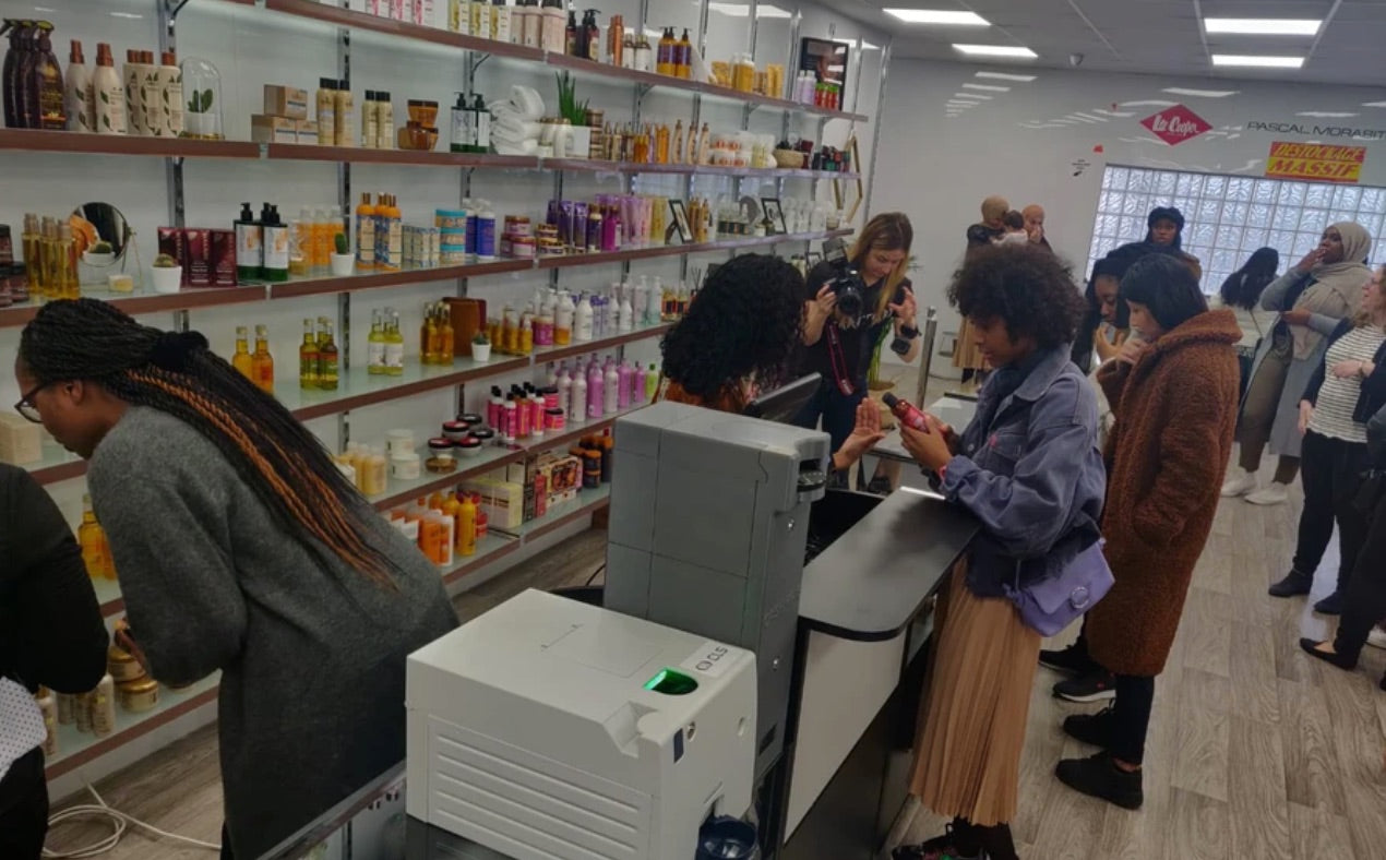 Ethni Beauty Market - Nos points de vente et points de retrait