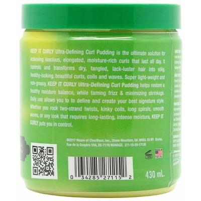 Africa's Best - Curl Defining Pudding Cream - 444ml - Africa's Best - Ethni Beauty Market