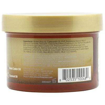 African Pride - Ricin & Coconut Extra Strength Styling Gel 227 G - African Pride - Ethni Beauty Market