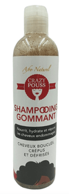 Afro Naturel - Shampoing gommant Crazy Pouss - 300 ml - Afro Naturel - Ethni Beauty Market