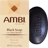 Ambi - Black Soap With Shea Butter 99G - Ambi - Ethni Beauty Market