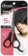 "Annie - Stainless series - Hair scissors ""5 1/2"" - Annie - Ethni Beauty Market"