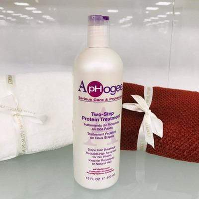 ApHogee - Two-step protein treatment - 118ml - Aphogee - Ethni Beauty Market