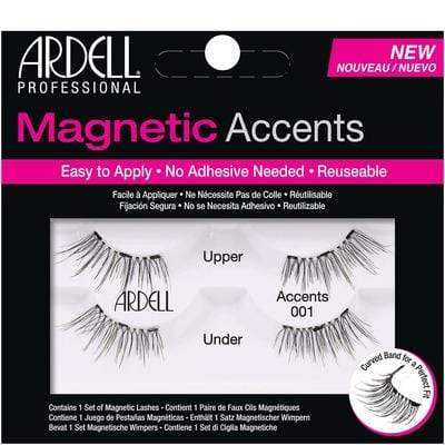 Ardell False Eyelashes 1 Ardell False Eyelashes Magnetic Lash Natural Accents