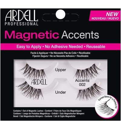 Ardell False Eyelashes 2 Ardell False Eyelashes Magnetic Lash Natural Accents