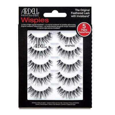 Ardell False eyelashes wispies Ardell False Lashes Multipack Wispies X 5