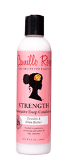 """Camille Rose - Strength - """"Ucuuba & Ghee Butter"""" Conditioner - 240ml - Camille Rose - Ethni Beauty Market"""