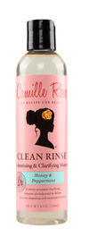 "Camille Rose - Clean Rinse - Shampoing hydratant ""Honey & Peppermint"" - 240ml - Camille Rose - Ethni Beauty Market"
