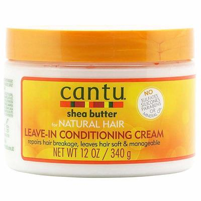 Cantu - Shea Butter - Leave-In Conditioner With Shea Butter - 340G - Cantu - Ethni Beauty Market