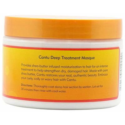 Cantu - Shea Butter - Karite Nourishing Mask (Deep Treatment Mask) - 340g - Cantu - Ethni Beauty Market
