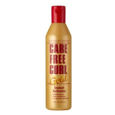 Care Free Curl - Gold Curl Activator Care (Instant Activator) - Two sizes available - Care Free Curl - Ethni Beauty Market