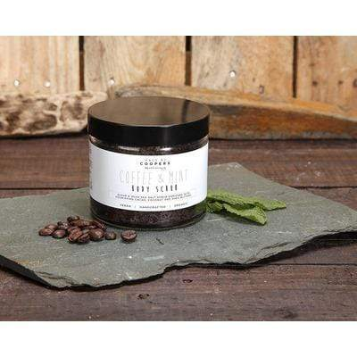Coopers - Body Scrub With Coffee And Mint 250G - Coopers - Ethni Beauty Market