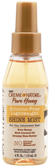 "Creme of Nature - Brume Brillance ""Pure honey"" - 118 ml - Creme Of Nature - Ethni Beauty Market"