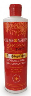 Creme Of Nature - Argan oil curl activator cream - 354 ML - Creme of nature - Ethni Beauty Market
