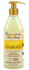 """Creme Of Nature - Pure Honey - Defining jelly """"Shrinkage defense curling jelly"""" - 355ml - Creme Of Nature - Ethni Beauty Market"""