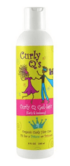 Curly Q's - Curl Defining Gel (Curly Q Jealousy) - 240 ML - Curly Q's - Ethni Beauty Market