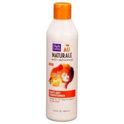 Dark and Lovely - Knot Out Anti Knot Conditioner (Au Naturale) 400ml - Dark and Lovely - Ethni Beauty Market