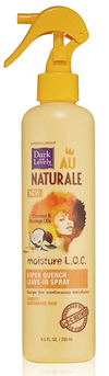 "Dark and Lovely - Leave-in Spray ""au naturale moisture"" - 250ml - Dark and Lovely - Ethni Beauty Market"