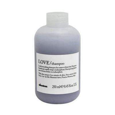 Davines Love Shampoing 250ml Davines Love Smoothing Shampoo Shampooing Lissant Cheveux Crépus
