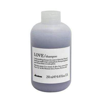 Davines Love Shampoing Davines Love Smoothing Shampoo Shampooing Lissant Cheveux Crépus