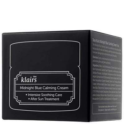 Dear Klairs Midnight Blue Crème Apaisante 30ml - Dear Klairs - Ethni Beauty Market