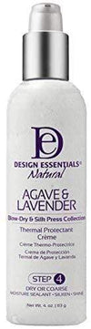 Design Essentials thermoprotective Design Essentials - Thermo-protective cream with agave and lavender - 170g