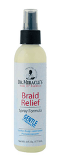"""Dr Miracle's - Hair spray """"braid relief"""" - 177ml - Dr Miracle's - Ethni Beauty Market"""