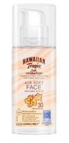 Hawaiian Tropic - Silk effect face sunscreen spf 30 (silk air soft face sun lotion) - 50 ml - EBM - Ethni Beauty Market