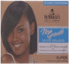 Dr. Miracle's - Kit Nouvelle croissance sans de souillure Touche relaxante (New Growth Relaxer Kit 1 App. Super) - 295g - Dr Miracle's - Ethni Beauty Market