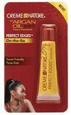 Creme Of Nature - Argan Oil (perfect edges On-The-Go) straightening gel - 14,1g - EBM - Ethni Beauty Market