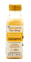 Creme Of Nature - Protective and moisturizing dry shampoo with honey (Pure Honey Moisturizing Dry Defense Shampoo) 340g - EBM - Ethni Beauty Market