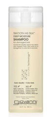 Giovanni - Smooth as Silk Deep Moisture Shampoo - 250ml - EBM - Ethni Beauty Market