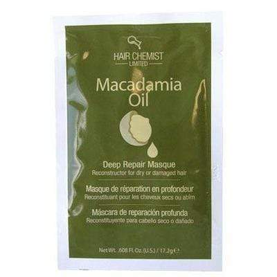 Hair Chemist - Macadamia Oil Deep Repair Mask 17ml - Hair Chemist - Ethni Beauty Market