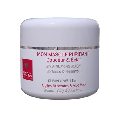 In'oya - Mon masque purifiant douceur & éclat - 75ml - In'oya - Ethni Beauty Market