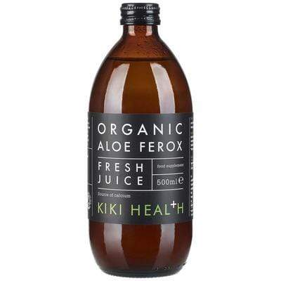 KIKI Health - Food supplement - Draining - Organic Organic Aloe Ferox Juice - 500 ml - Kiki Health - Ethni Beauty Market