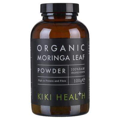 KIKI Health - Food supplement - Organic Moringa Leaf Powder - 100g - Kiki Health - Ethni Beauty Market